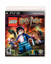 Lego Harry Potter: Years 5-7 PS3! Building Battle Magic, Family Game Night Party - $14.99
