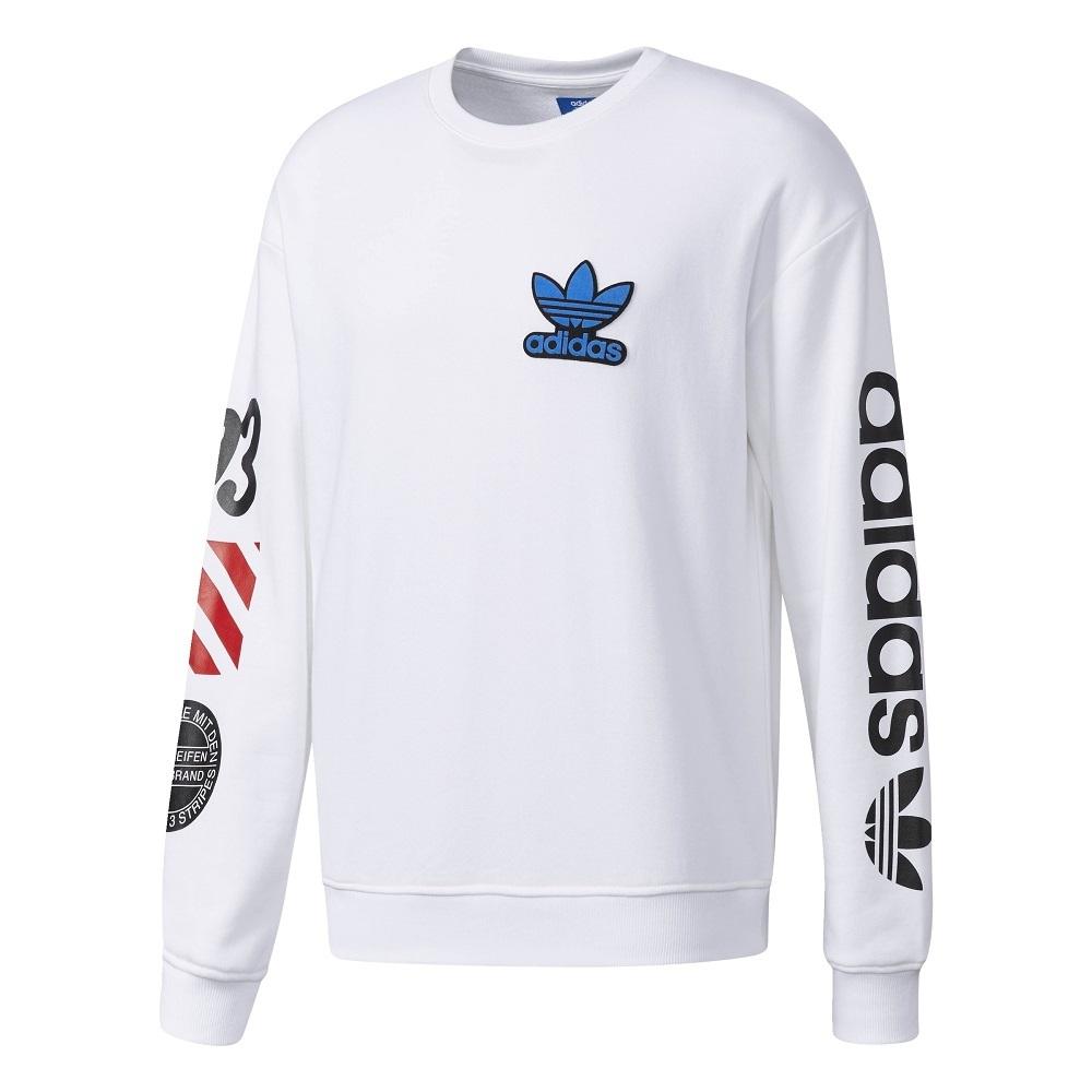 f68a0723d1 New Adidas Originals Mens Crew Sweatshirt NY and 49 similar items