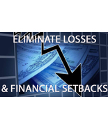 FULL COVEN 100X ELIMINATE LOSSES & FINANCIAL SETBACKS Magick 99 Witch CA... - $99.77