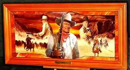2000 John Wayne An American Legend C3145 AA20-2225 Vintage Collectible