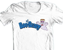 Boo Berry T-shirt retro cotton 1980s tee monster cereal Frankenberry Chocula image 1