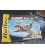 Heller Mirage 2000 N 1/72 scale w/paint and glue, brush - $34.99