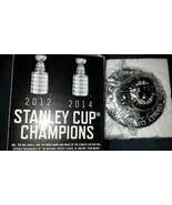 2013-14 Fox Los Angeles Kings 2014 Stanley Cup Champions Replica Ring SG... - $60.04