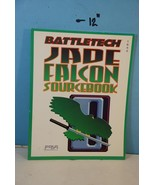 1992 FASA Battletech Jade Falcon Sourcebook #1844 - $18.46