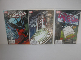 AMAZING SPIDER-MAN: 305, 340, 351 AND 363 MCFARLANE AND EARLY CARNAGE - $18.70