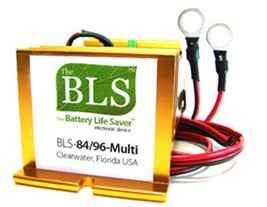 New Battery Life Saver BLS84/96 Multi Electric Vehicle Desulfator Rejuve... - $175.37