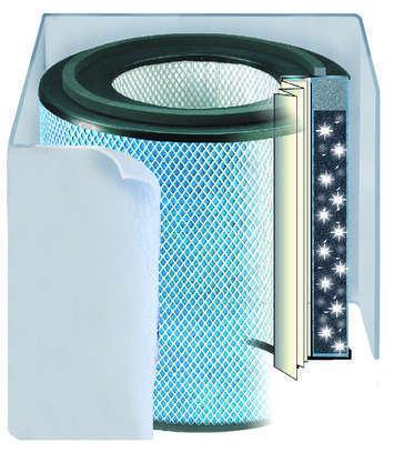 Austin Air Healthmate Plus HM 450 Air Purifier Midnight Blue Qty 1