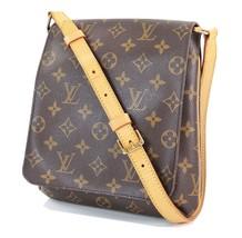 Authentic LOUIS VUITTON Musette Salsa Monogram Shoulder Bag Purse #31417 - $495.00