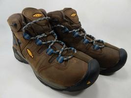 Keen Detroit XT Size 8.5 2E WIDE EU 41 Men's WP Steel Toe Work Shoes 1020086EE - $75.41