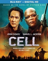 Cell (Blu Ray W/Digital Hd) (Ws/Eng/Span Sub/Eng Sdh/5.1 Dts-Hd)