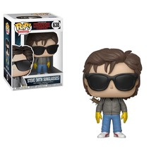 Stranger Things 2nd Season Steve with Sunglasses POP! Figure Toy #638 FU... - $12.55