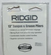 Ridgid 16473 13 inch tongue groove pliers 7 arc positions image 4
