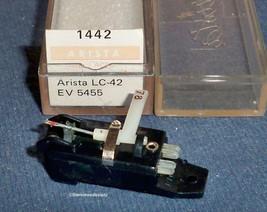 Arista LC-42 for Electro-Voice EV  EV 246 CARTRIDGE NEEDLE for Astatic 624 image 1
