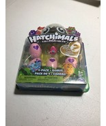 Hatchimals CollEGGtibles 4 Pack+Bonus Season 2 Find Golden Hatchimal Age... - $7.70