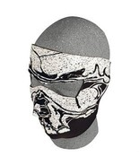 SKULL Neoprene Face Mask Motorcycle Biker Ski Cold Snowboard winter weather - $9.00