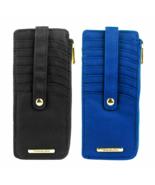 Travelon Set of 2 RFID Anti-Theft Tailored Slim Zip Wallets (Sapphire & ... - $22.00