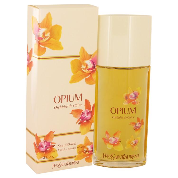 Yves saint laurent opium eau d orient orchidee de chine perfume