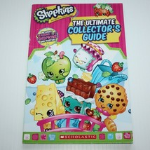 Shopkins: Shopkins: The Ultimate Collector's Guide by Jenne Simon Paperb... - $5.99