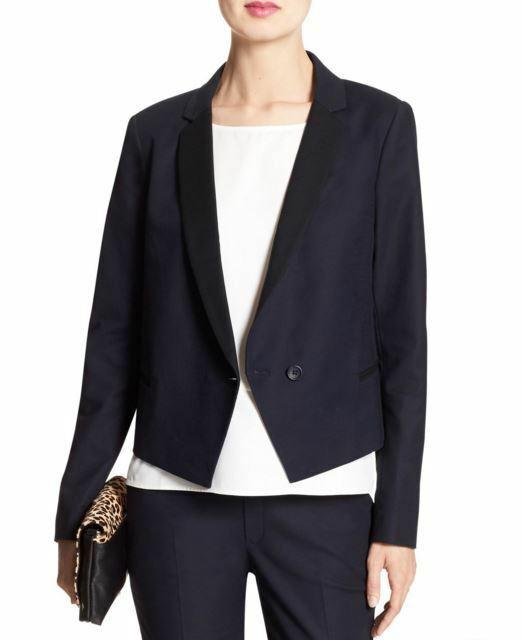 New Banana Republic Women's Tuxedo Blazer Variety Colors&Sizes