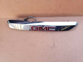 07-12 GMC Acadia Rear Tail Finish Emblem Panel Trunk Trim w/  Camera image 3