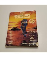 Seloc Mercury Outboards, 1965-91, Tune-UP and Repair Manual 6-In-Line V6... - $25.00