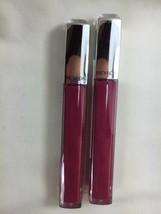 (2) HD Garnet 500 Revlon Ultra HD Lip Lacquer Lip Gloss - $9.06