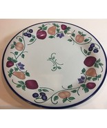 Orchard Medley-A Princess House Exclusive-Set of 2 Salad Plates (Indonesia) - $24.74