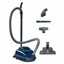 Sebo Model  9679AM Airbelt K2 Kombi Canister Vacuum Cleaner Set Dark Blue - $395.01