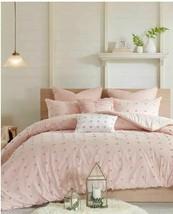 Urban Habitat Brooklyn Comforter Set Twin/Twin Xl Size - Pink , Tufted Cotton image 1