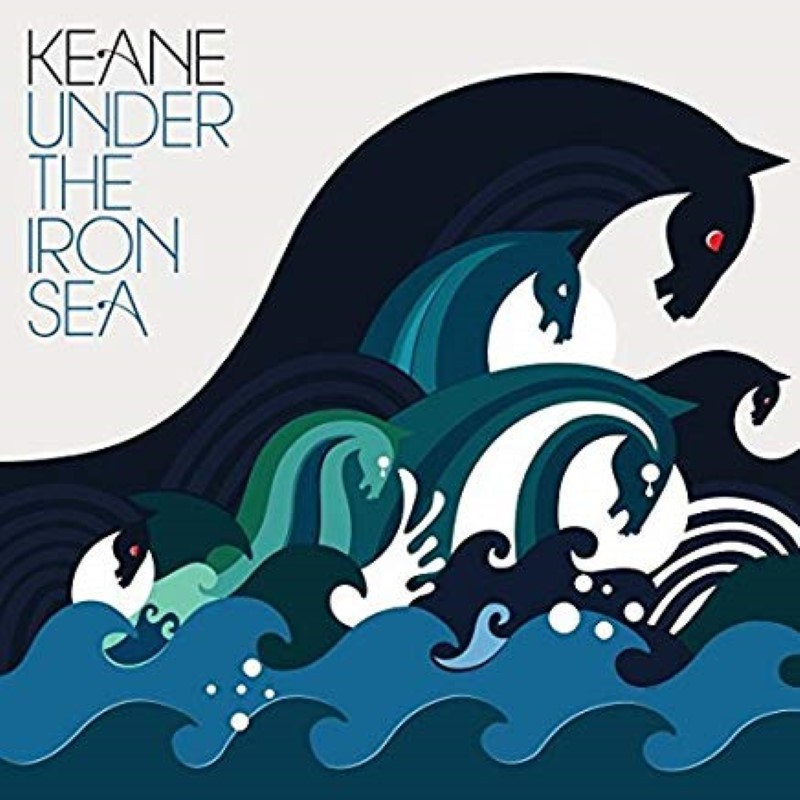 Under The Iron Sea by Keane Cd