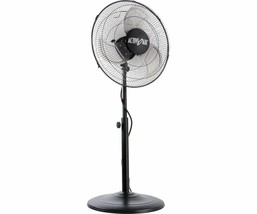 Active Air Hd Pedestal Fan 16 Inch Durable And Reliable Strong Aluminum ... - $94.34