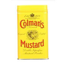 Colman Dry Mustard Powder - 4 oz - case of 12 - $91.99+