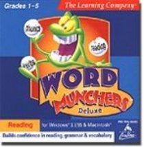 Word Munchers Deluxe (Jewel Case) - $32.39
