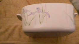 Corelle Shadow Iris Casserole Dish A-1&1/2-B 1.5 Ltr 1.5 Qt Size Free Usa Ship - $28.04