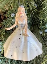 Celebration Barbie, Hallmark Keepsake Ornament, Special 2001 Edition, In... - $13.81
