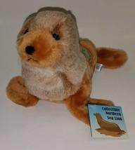Northern Sea Lion Collectible Stamp Plush USPS Stuffed Animal Toy 25 cen... - $16.78