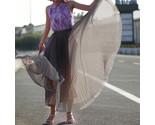 Pleated tulle skirt dot  15  thumb155 crop
