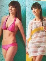Kwik Sew Sewing Pattern 4003 Misses Ladies Swimsuit Cover Ups Size XXS-X... - $14.85