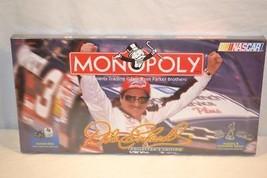 Monopoly Dale Earnhardt Collector's Edition Gioco da Tavolo Sigillato / Nuovo - $29.99