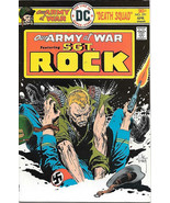 Our Army At War Comic Book #291, DC Comics 1976 VERY FINE- - $10.69