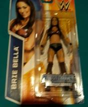 WWE WrestleMania Heritage Series BRIE BELLA Superstar #21 Action Figure - $11.99