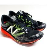 New Balance Speed Ride Strobe Running Shoes Men's 10 Black Thunder Alpha... - $29.99