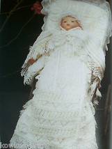 Heirloom Knitting for Dolls: gorgeous vintage c... - $35.01