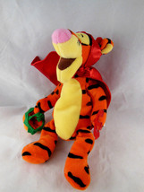 "Disney Store Winnie the Pooh Devil Tigger Beanie Plush with tags 10"" - $5.53"