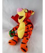 "Disney Store Winnie the Pooh Devil Tigger Beanie Plush with tags 10"" - $5.53"