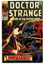 Doctor Strange #172 Comic Book 1968-MARVEL COMICS-HIGH Grade Copy - $49.66