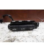 99 00 HONDA CIVIC TEMPERATURE CONTROL BUTTON ASSEMBLY PUSH SDN SOHC BASE LX - $59.40