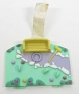 1992 Polly Pocket Vintage Lot Starlight Castle Battery Cover Bluebird Toys - $10.00