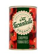 Tarantella Organic Chopped Tomatoes 400g - $4.40