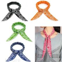 Multifunction Non-toxic Neck Cooler Scarf Body Ice Cool Cooling Wrap - $18.72+